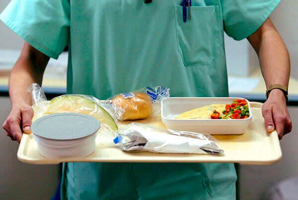 Диетическое питание в послеоперационный период