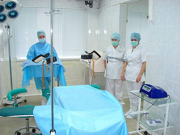 Хирургическое удаление геморроя
