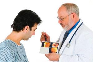 После диагностики доктор назначает лечение