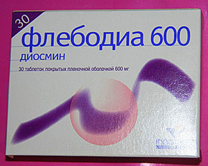 флебодиа 600 отзывы лечение геморроя