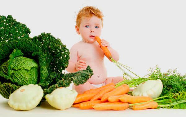 Правильное питание и физическая активность ребенка поможет устранить геморрой