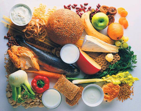 Правильный подбор продуктов поможет решить проблему с геморроем