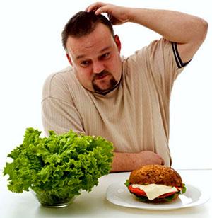 При обострении геморроя откажитесь от вредной пищи
