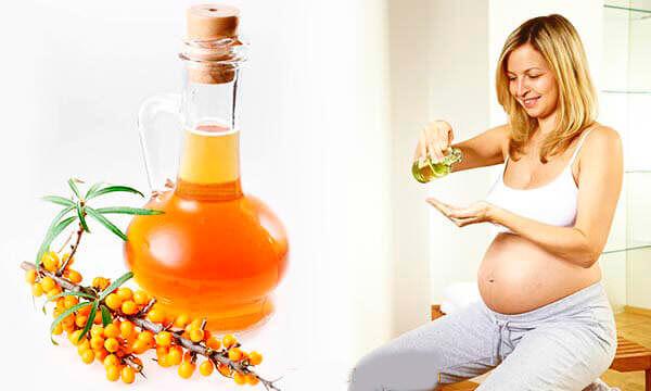 Лечение геморроя у беременных облепиховым маслом