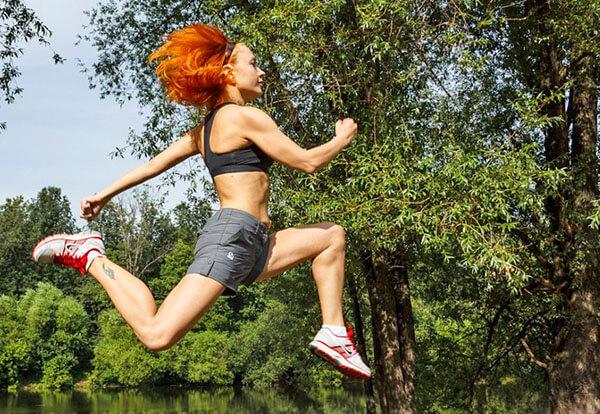 Активный образ жизни поможет избежать проблем со здоровьем