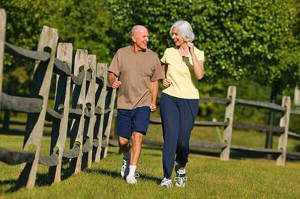 Активный образ жизни поможет оставаться здоровым