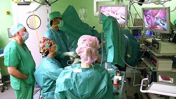 Операция по удалению свища