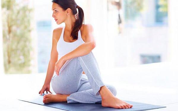 Необходимо подобрать упражнения укрепляющие мышцы малого таза