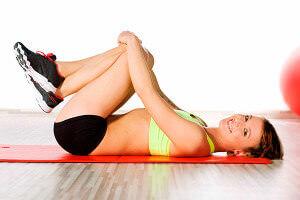 Гимнастика помогает человеку сохранить здоровье