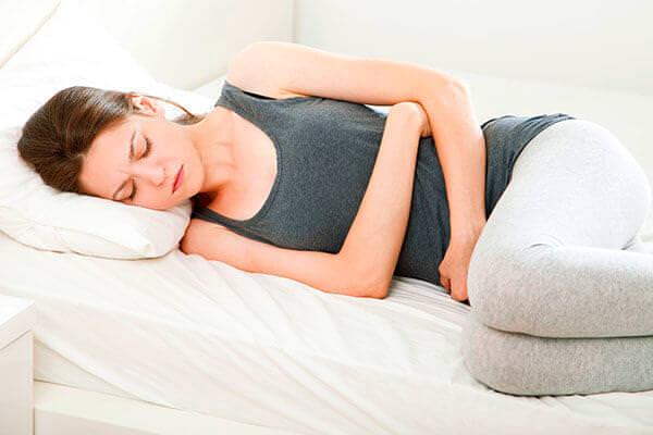 Хронические боли у женщин - сигнал проблем в репродуктивной системе