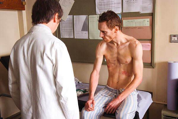Один из симптомов рака прямой кишки - быстрая потеря веса
