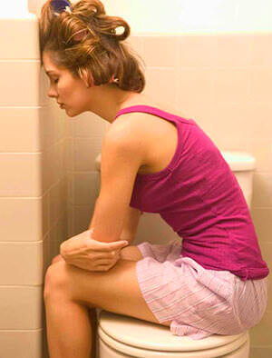 Зуд, жжение, боль во время и после дефекации