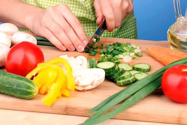 Приготовление диетической пищи