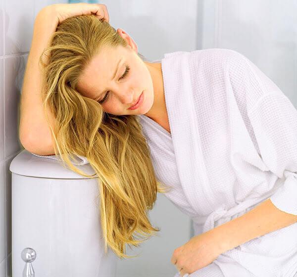 Симптомы развития болезней в прямой кишке