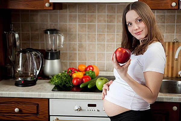 Правильное питание во время беременности и после родов