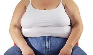 Ожирение - одна из причин геморроя