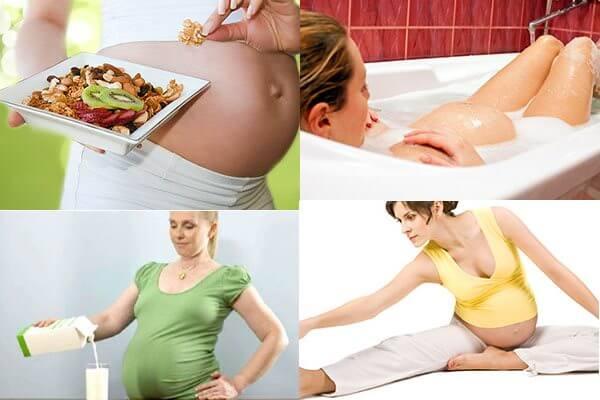 Лечение геморроя у беременных в домашних 70