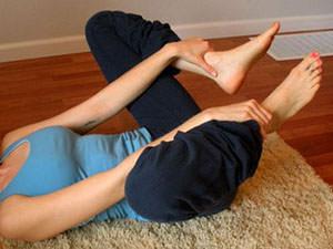 Гимнастические упражнения укрепляют мышцы малого таза