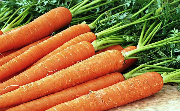 Свечи из свежей моркови помогут снять отечность геморроидальных узлов