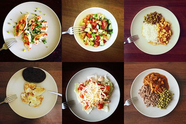 Дробное питание - прием пищи небольшими порциями