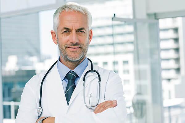Решить проблему с геморроем может только врач-проктолог