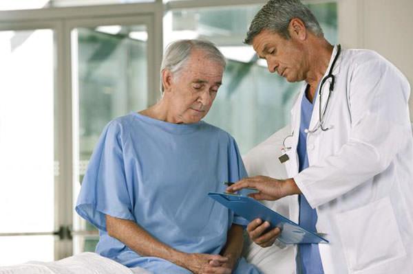 Назначение курса лечения проводят после обследования больного