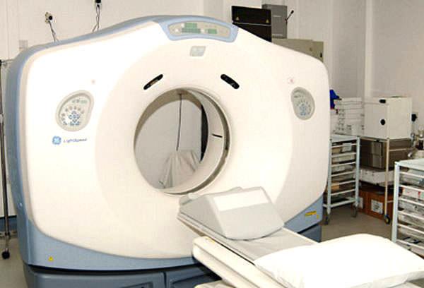 Для обследования ЖКТ используют компьютерную томографию
