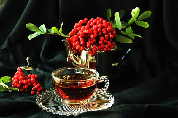 Сибирское средство лечения геморроя рябиновый сок