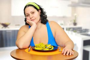 Избыточный вес - одна из причин развития геморроя