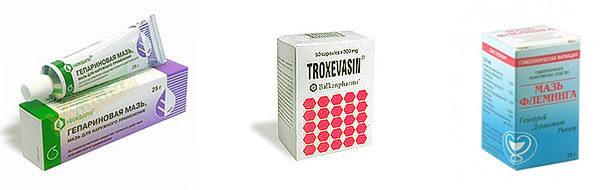 Препараты для лечения наростов в заднем проходе