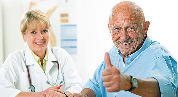 Только выполнение всех рекомендаций ведущего врача поможет достичь положительного результата