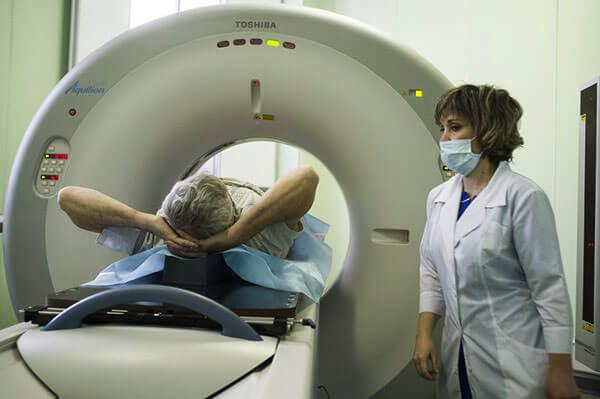 Компьютерная томография поможет обнаружить рак заднего прохода