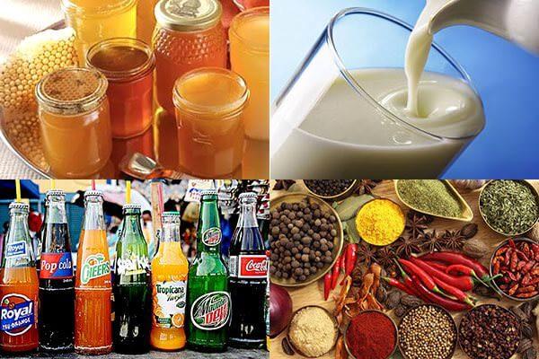 от молока, газированных напитков, меда и специй больным раком нужно отказаться