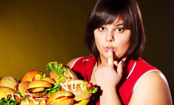 Нарушение правил питания способствует развитию многих болезней