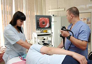 Дополнительное обследование - колоноскопия