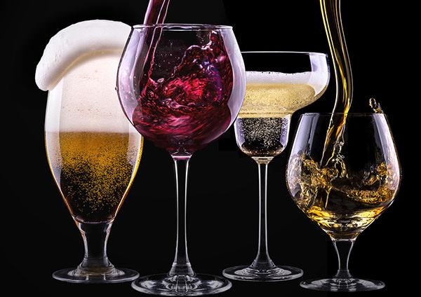 Алкогольные напитки наносят вред вашему организму