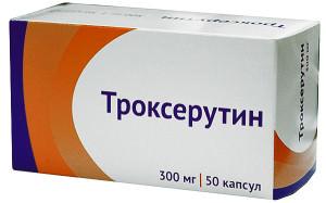 Воспаленный геморрой лечат приемом капсул