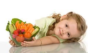 Правильное питание ребенка поможет в лечении трещины заднего прохода