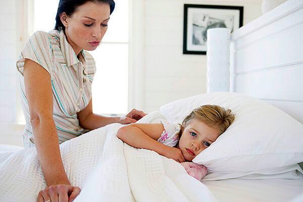 Неправильное питание, нарушение дефекации - причины выпадения геморроя у дошкольников