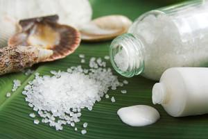 Морскую соль используют для лечения парапроктита
