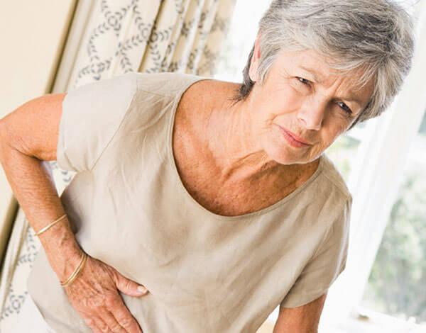 Сильные боли в нижних отделах живота