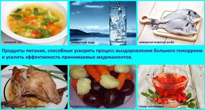 Продукты питания, способные ускорить процесс выздоровления