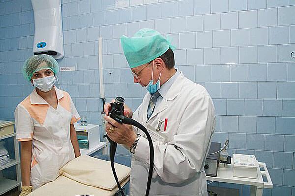 Ретроманоскопия позволяет установить точный диагноз