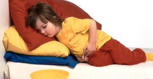 Первый симптом развития патологии ЖКТ - боль в животе