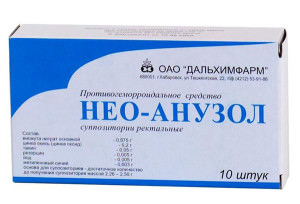 Беременным рекомендуют использовать Нео-Анузол для лечения геморроя