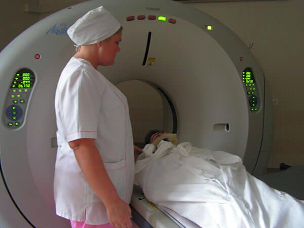 Выяснить причину кровотечения в ЖКТ поможет обследование МРТ
