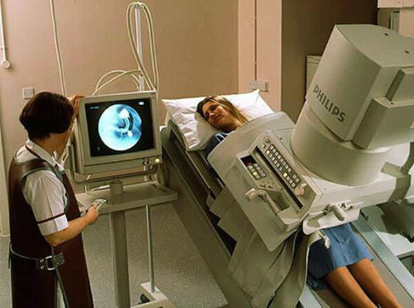 Рентгеноскопия кишечника