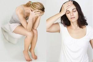 Боль при дефекации, слабость, повышение температуры тела - симптомы рака анального отверстия