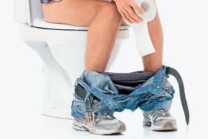 Безболезненное выпячивание в области ануса при дефекации сигнализирует о выпадении прямой кишки