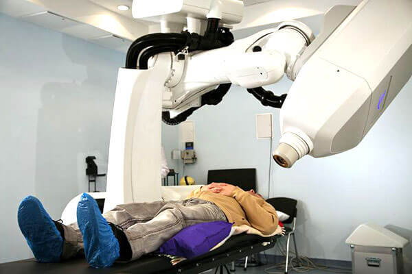 Лечение онкологии ЖКТ радиационной терапией